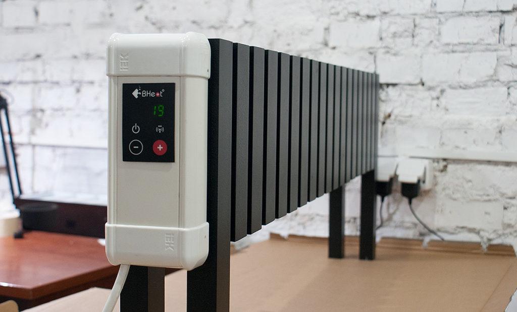 Конвекторы с терморегулятором