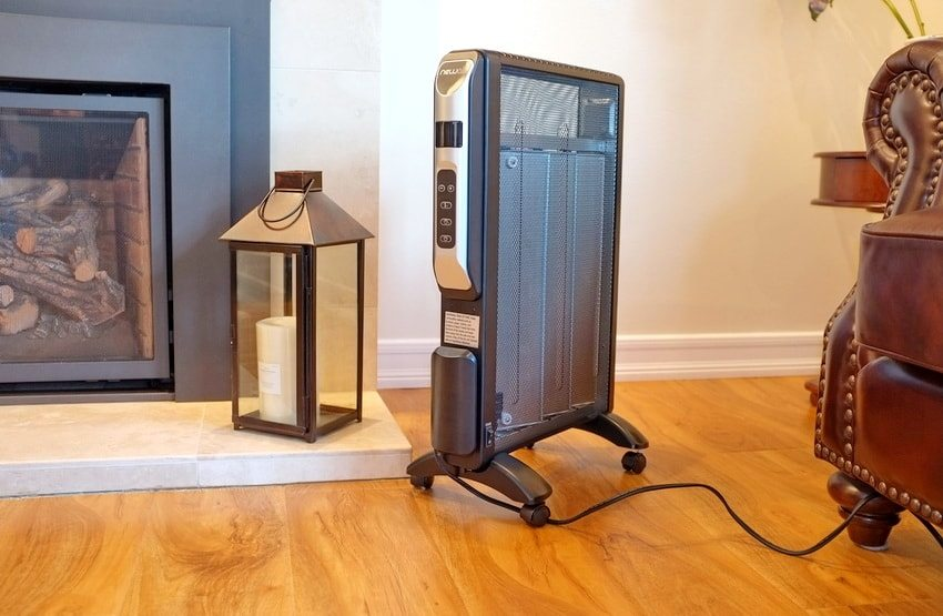 Обогреватели конвекторного типа напольные электрические