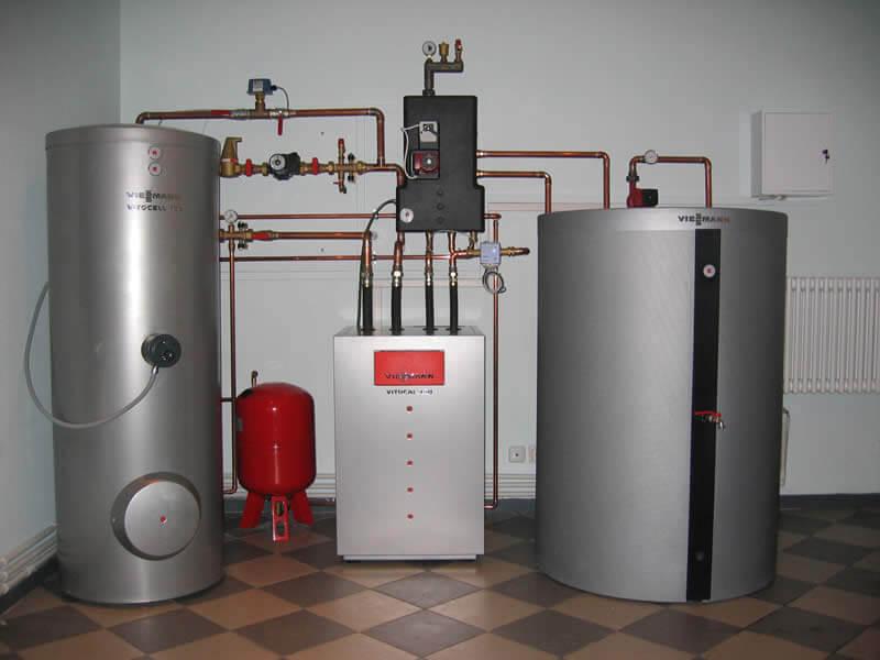 Газовое оборудование для обогрева