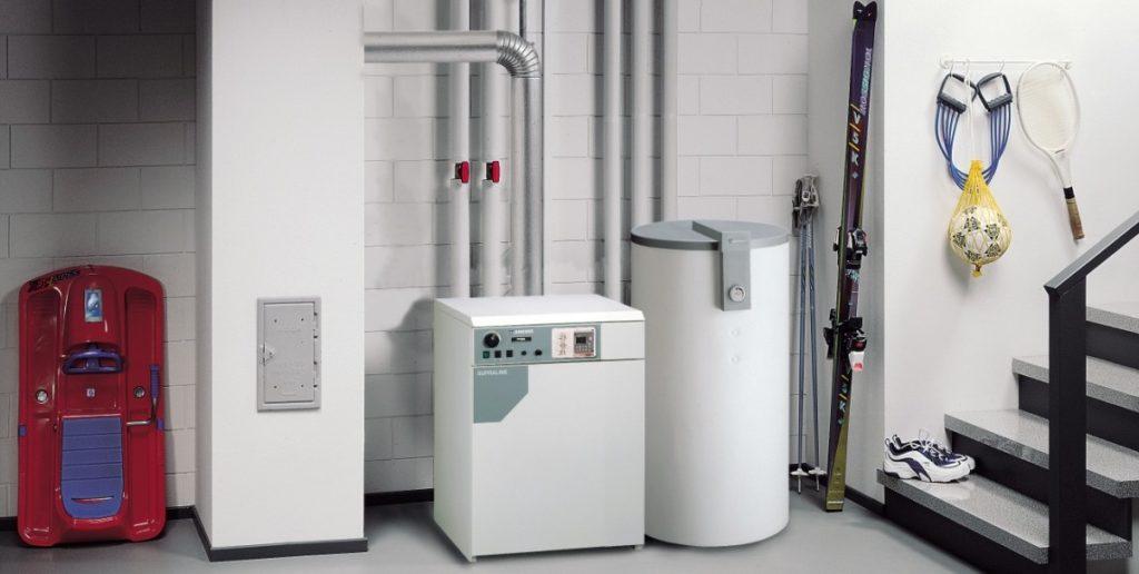 Газовое отопление для дома