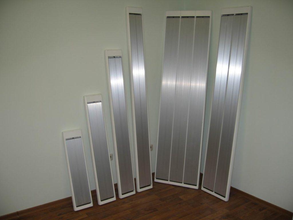 Инфракрасные обогреватели электрические