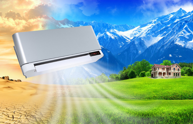 Хорошая сплит система обеспечит и теплом и холодом
